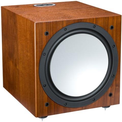 Купить сабвуфер Monitor Audio Silver W12 6G Walnut (10013109) в Москве, в Спб и в России