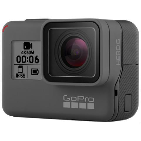 Купить видеокамера экшн GoPro HERO6 Black Edition (CHDHX-601) (10013183) в Москве, в Спб и в России