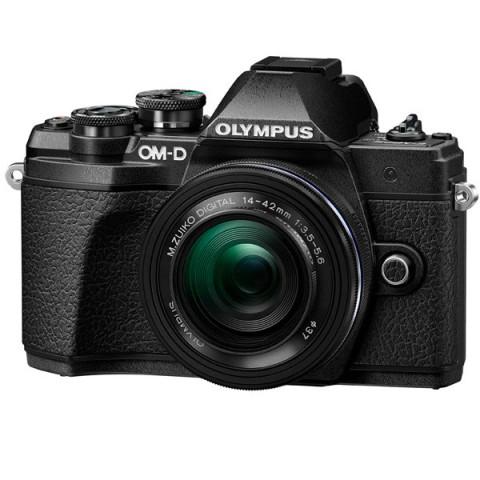 Купить фотоаппарат системный Olympus E-M10 Mark III Pancake Zoom kit (10013187) в Москве, в Спб и в России