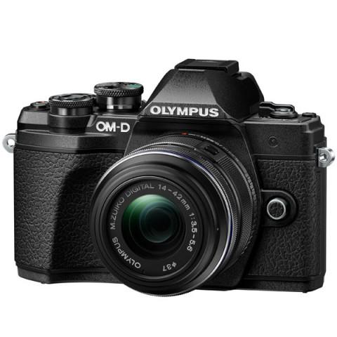 Купить фотоаппарат системный Olympus E-M10 Mark III 14-42 II R Kit (10013188) в Москве, в Спб и в России