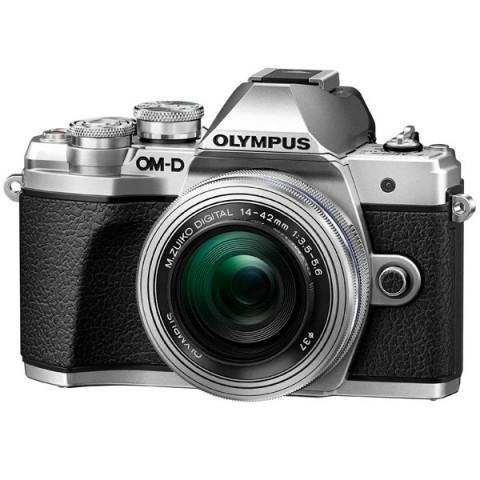 Купить фотоаппарат системный Olympus E-M10 Mark III Pancake Zoom kit (10013190) в Москве, в Спб и в России