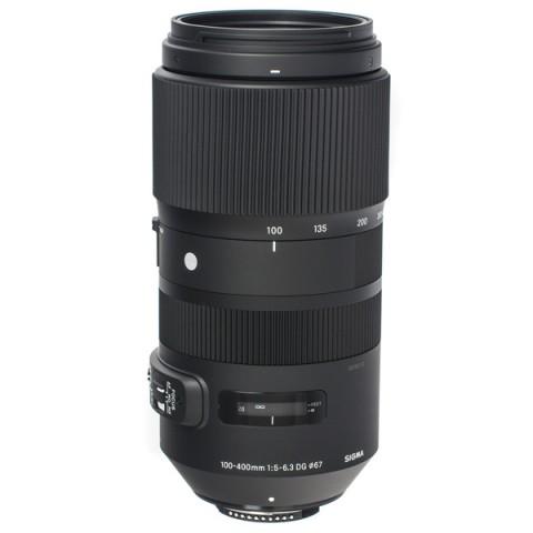 Купить объектив Sigma 100-400mm F/5-6.3 DG OS HSM C (10013282) в Москве, в Спб и в России