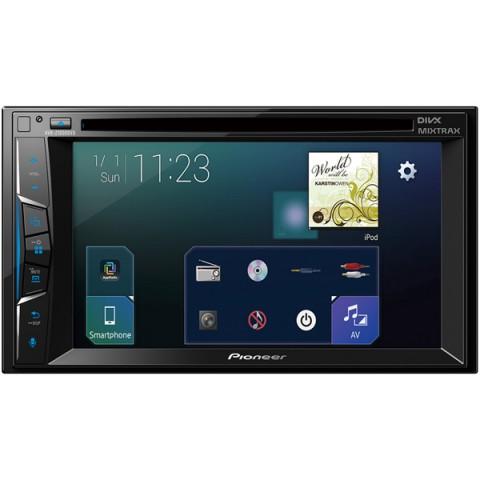 Фотография товара автомобильная магнитола с DVD + монитор Pioneer AVH-Z1000DVD (10013368)