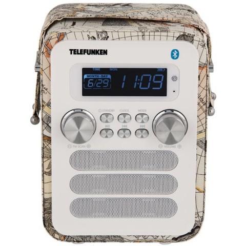 Фотография товара радиоприемник Telefunken TF-1580UB (10013574)