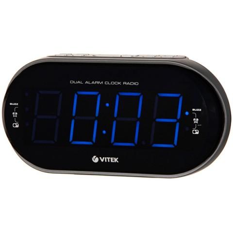 Фотография товара радио-часы VITEK VT-6610 SR (10013621)