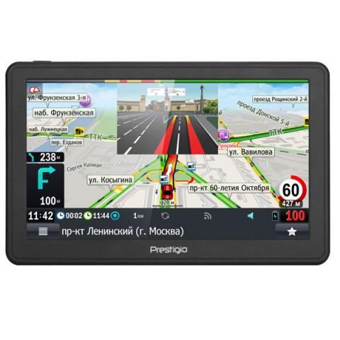 Фотография товара портативный GPS-навигатор Prestigio GeoVision 7059 (PGPS7059CIS04GBPG) (10013642)