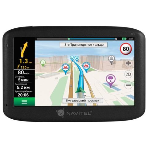 Фотография товара портативный GPS-навигатор Navitel MS400 (10013740)