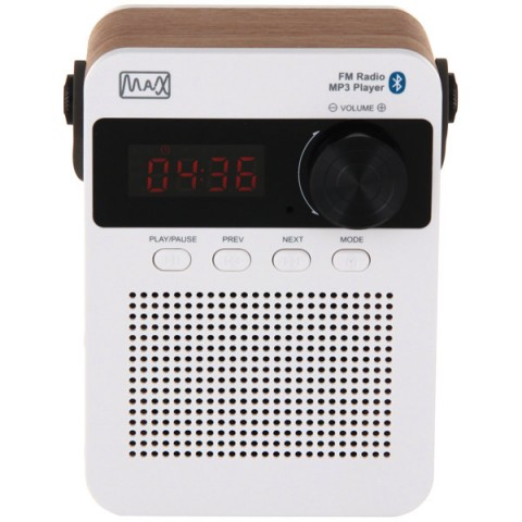 Фотография товара радиоприемник MAX MR-360 (10013754)