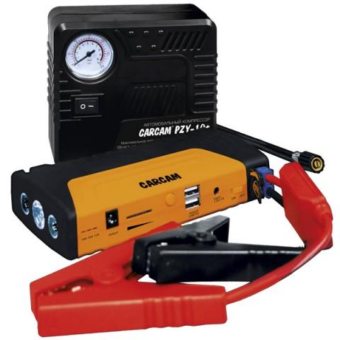 Фотография товара пуско-зарядное устройство Каркам ПЗУ-10 (10013812)
