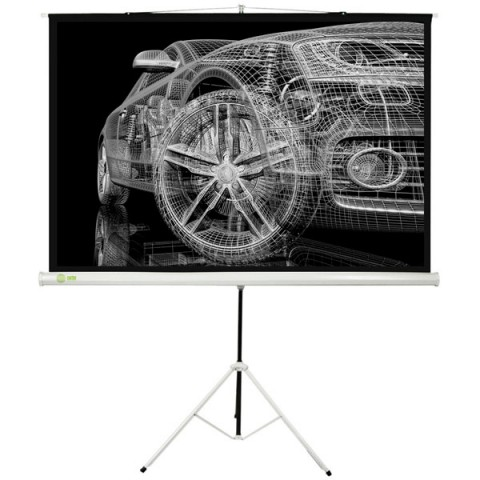 Фотография товара экран для видеопроектора Cactus CS-PST-124x221 (10013879)