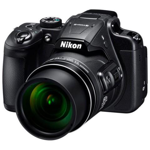 Фотография товара фотоаппарат компактный Nikon Coolpix B700 черный (10013915)