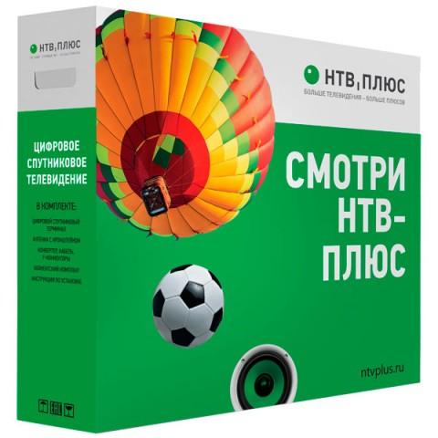 Фотография товара комплект цифрового ТВ НТВ-Плюс HD SIMPLE 2 (1001653)