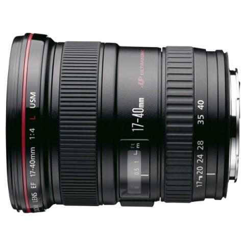 Фотография товара объектив премиум Canon EF17-40 f/4.0L USM (11032251)