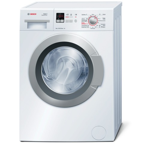Фотография товара стиральная машина узкая Bosch Serie | 4 SpeedPerfect WLG20162OE (20026562)