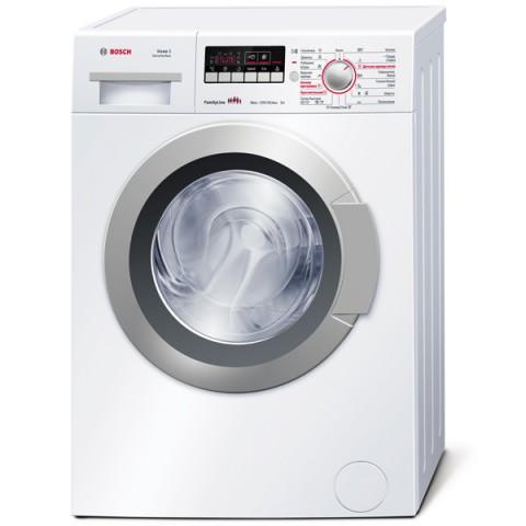 Фотография товара стиральная машина узкая Bosch Serie | 4 WLG2426FOE (20026895)