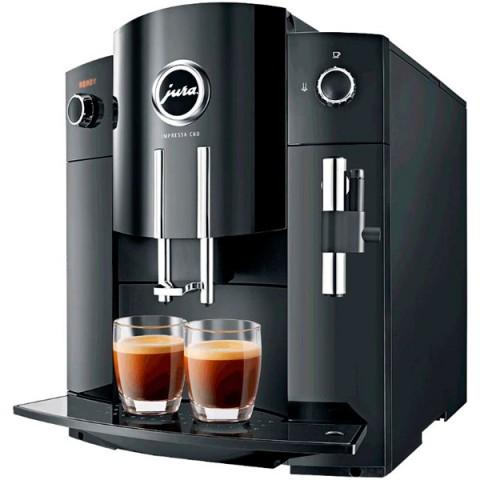 Фотография товара кофемашина Jura Impressa C60 Pianoblack (20032861D)