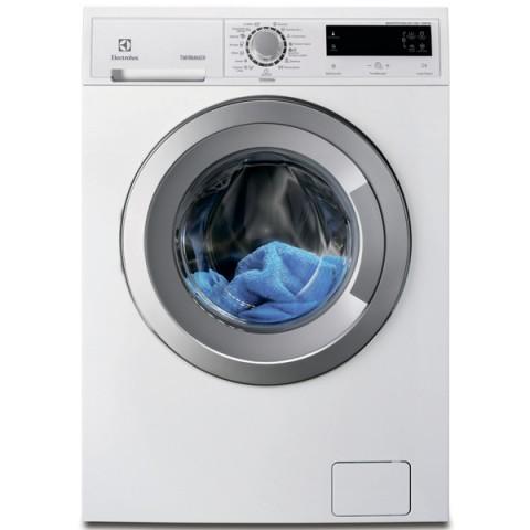 Фотография товара стиральная машина узкая Electrolux EWS1477FDW (20035038)