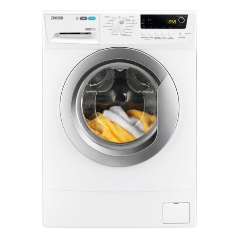 Фотография товара стиральная машина узкая Zanussi ZWSG7101VS (20035075)