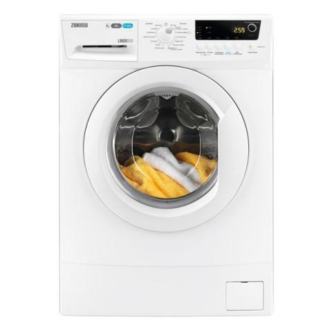 Фотография товара стиральная машина узкая Zanussi ZWSG7101V (20035076)