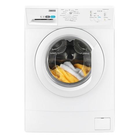 Фотография товара стиральная машина узкая Zanussi ZWSE680V (20035079)