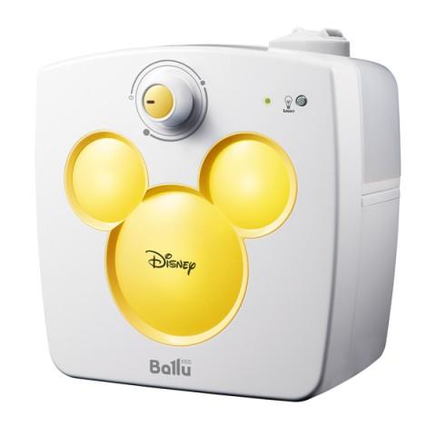 Фотография товара воздухоувлажнитель Ballu UHB-240 Yellow Disney (20035360)