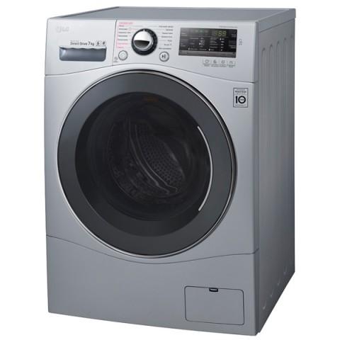 Фотография товара стиральная машина узкая LG FH2A8HDS4 (20036063)