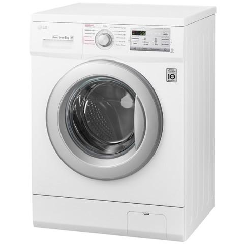 Фотография товара стиральная машина узкая LG FH0H3NDS1 (20036109D)