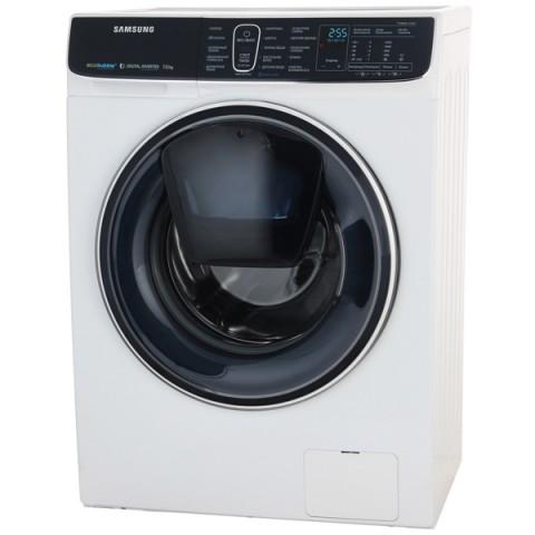 Фотография товара стиральная машина узкая Samsung WW70K62E69W (20036719D)