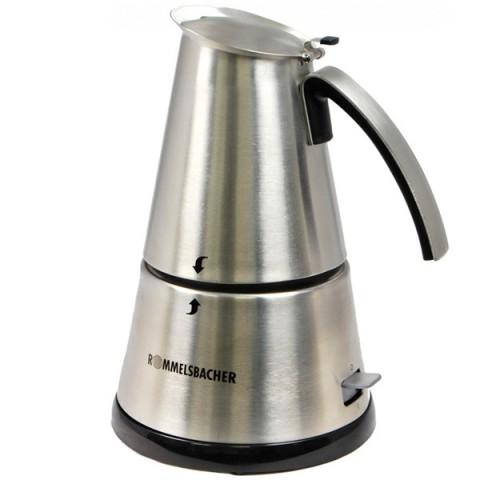 Фотография товара кофеварка мокка Rommelsbacher EKO 366/E Delux (20038580)