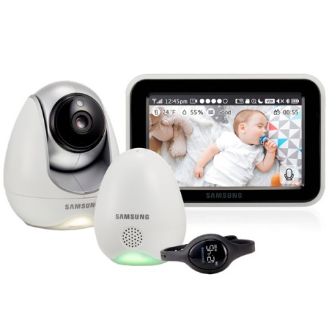 Фотография товара видеоняня Samsung SEW-3057WP (20039730)