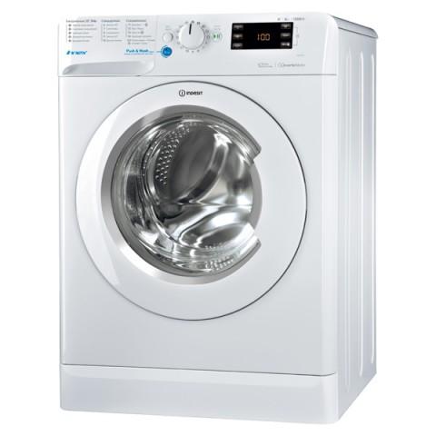 Фотография товара стиральная машина стандартная Indesit BWE 81282 L B (20040112D)