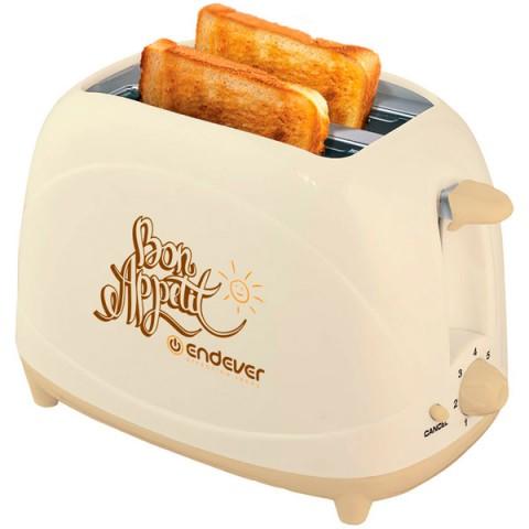 Фотография товара тостер Endever Skyline ST-107 (20041622D)
