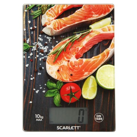 Фотография товара весы кухонные Scarlett SC-KS57P37 (20041662)