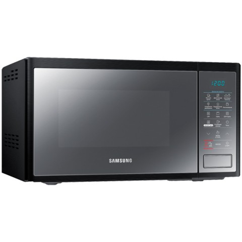 Фотография товара микроволновая печь соло Samsung MG23J5133AM черный (20041714)