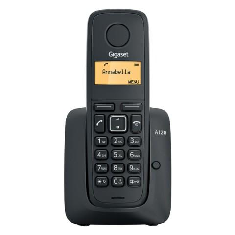 Фотография товара телефон DECT Gigaset A120 Black (30016230)