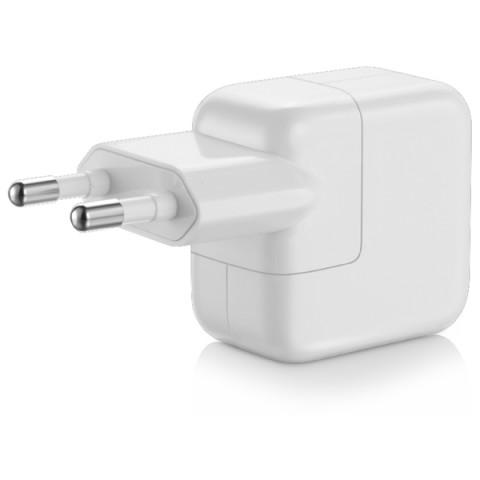 Фотография товара сетевое зарядное устройство Apple USB мощностью 12 Вт (MD836ZM/A) (30016920)
