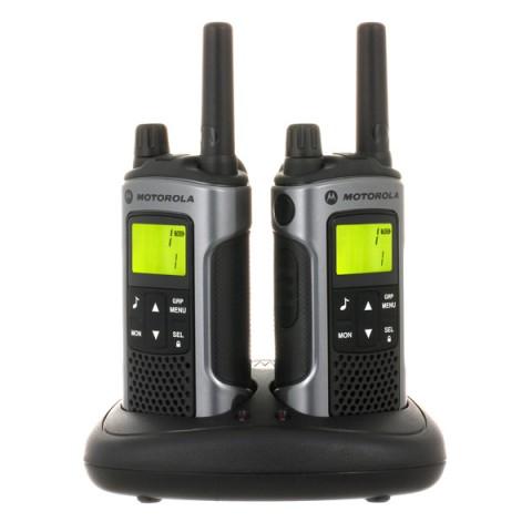 Фотография товара радиостанция Motorola TLKR T80 (2 штуки) (30017417)