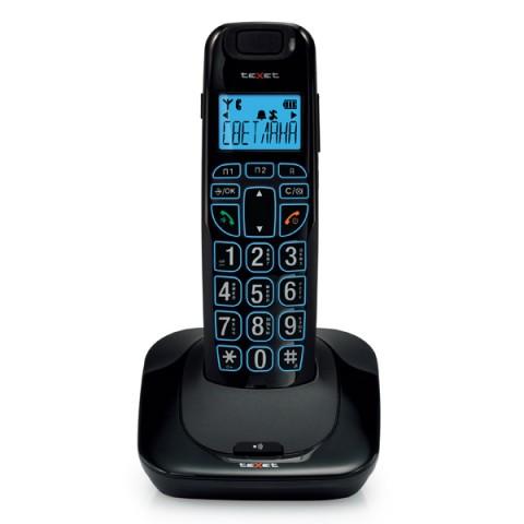 Фотография товара телефон DECT teXet TX-D7505A (30019084)