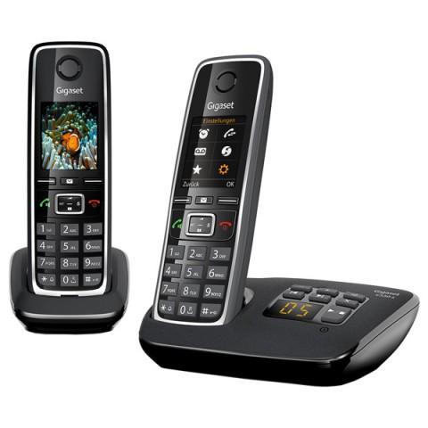 Фотография товара телефон DECT Gigaset C530 A DUO (30020336)