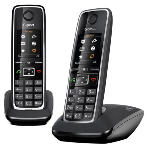 Фотография товара телефон DECT Gigaset C530 DUO (30020337)