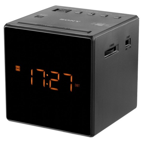 Фотография товара радио-часы Sony ICF-C1/BC (30020387)