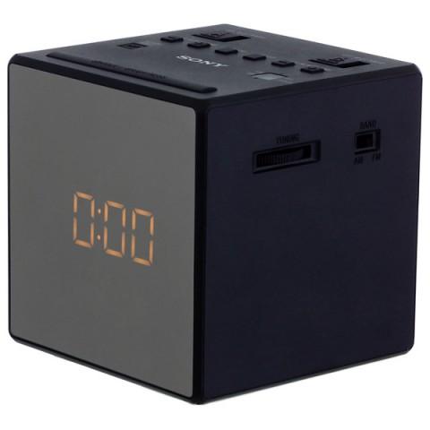 Фотография товара радио-часы Sony ICF-C1T Black (30020627)