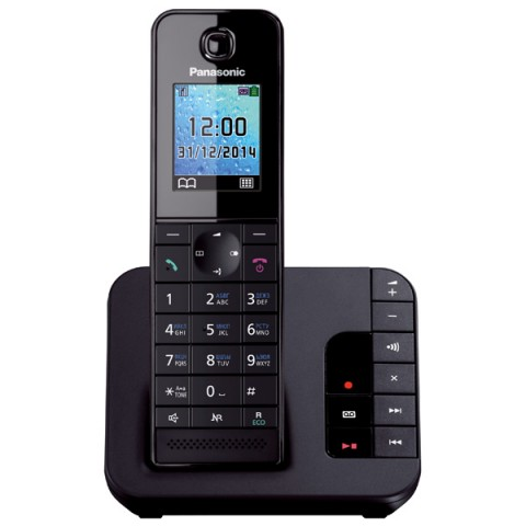 Фотография товара телефон DECT Panasonic KX-TGH220RUB (30021170)