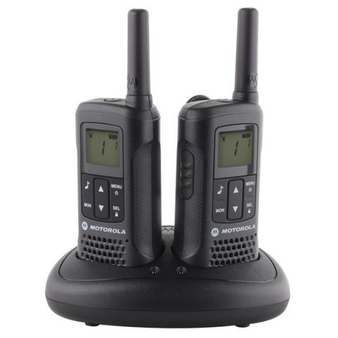 Фотография товара радиостанция Motorola TLKR-T61 (2 штуки) (30021362)