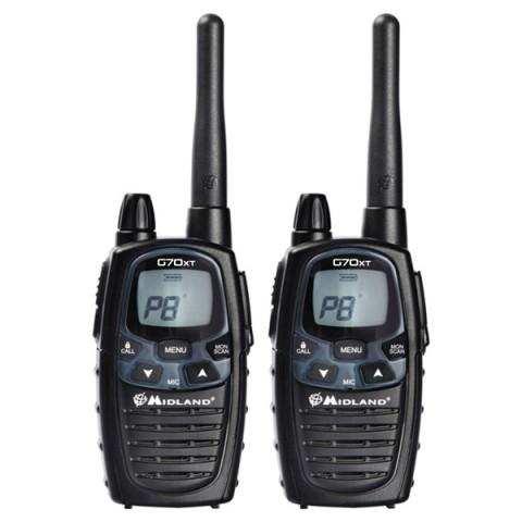 Фотография товара радиостанция Midland G70XT (2 штуки) (30022069)