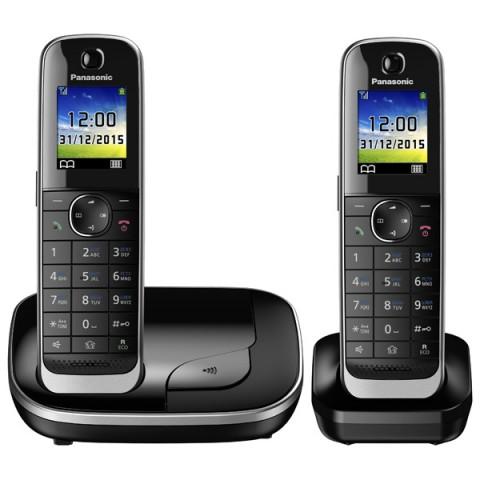 Фотография товара телефон DECT Panasonic KX-TGJ312RUB (30023916)