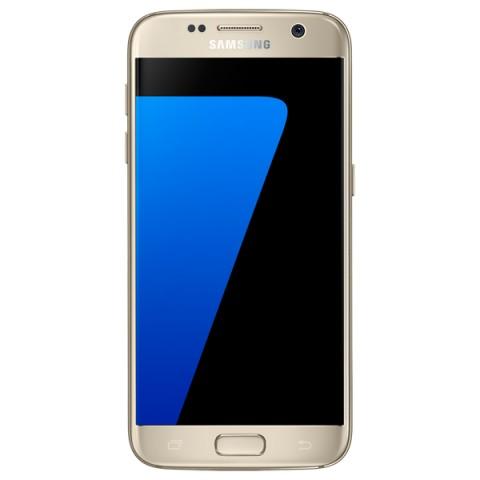 Фотография товара смартфон Samsung Galaxy S7 32GB DS Gold Platinum (SM-G930FD) (30024651)
