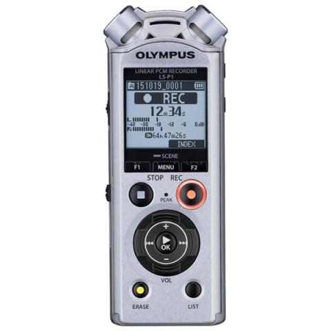 Фотография товара диктофон цифровой Olympus LS-P1 (30024744)