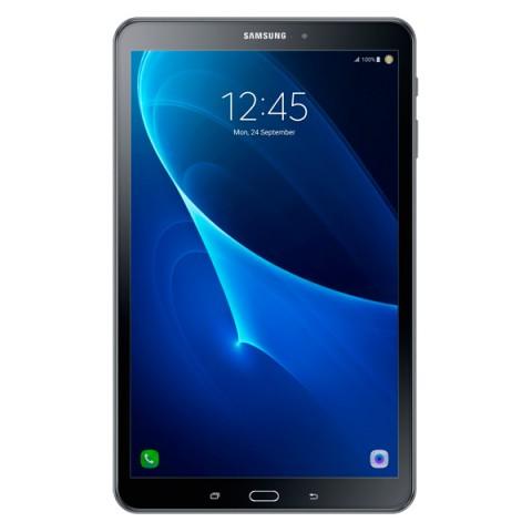 """Фотография товара планшет Samsung Galaxy Tab A 10.1"""" 16Gb LTE Black (SM-T585) (30025509)"""