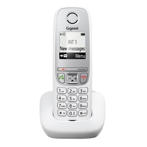 Фотография товара телефон DECT Gigaset A415 White (30025561)